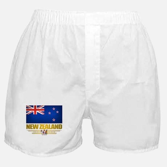 """New Zealand Pride"" Boxer Shorts"