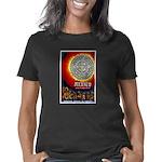 Vintage Mexico Aztec Calen Women's Classic T-Shirt