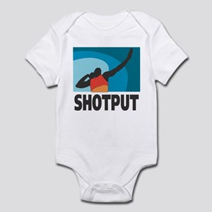 Shotput Infant Creeper