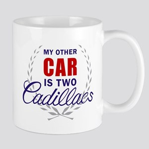 Two Cadillacs Mugs