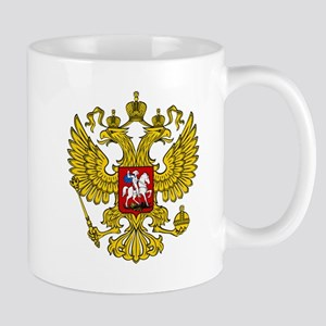 Russian Eagle Mugs