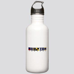 Nautical England Stainless Water Bottle 1.0L