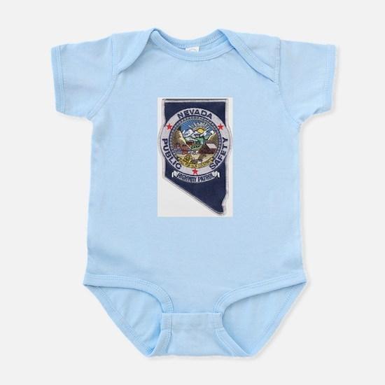 Nevada Highway Patrol Infant Creeper