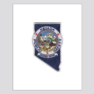 Nevada Highway Patrol Small Poster