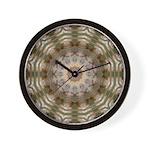 Sandy Shrimp Wall Clock