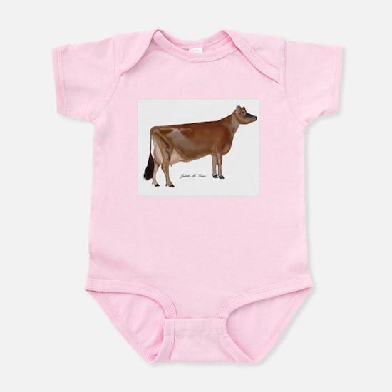 Jersey cow Infant Bodysuit