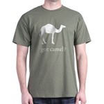 got camel? Dark T-Shirt