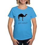 got camel? Women's Dark T-Shirt