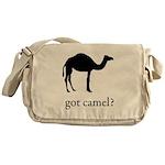 got camel? Messenger Bag