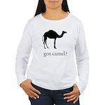 got camel? Women's Long Sleeve T-Shirt