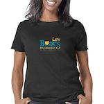 Luv Bears Edutainment Women's Classic T-Shirt