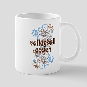 Volleyball Coach Pretty Gift Mug