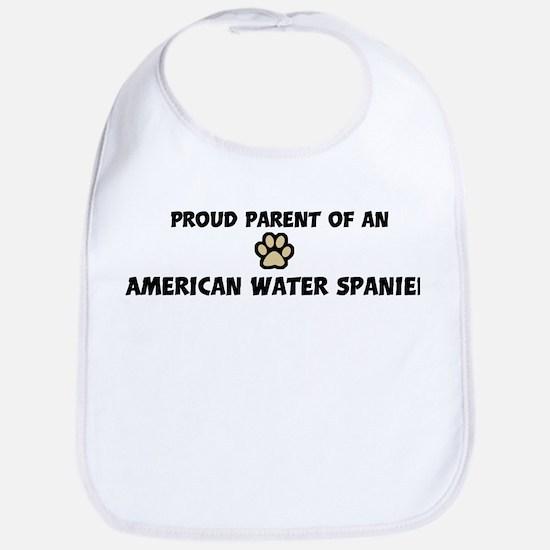 Proud Parent: American Water  Bib