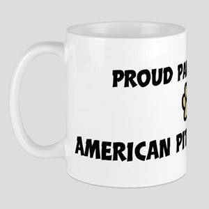 Proud Parent: American Pit Bu Mug