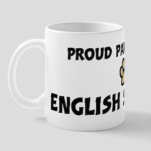 Proud Parent: English Shepher Mug