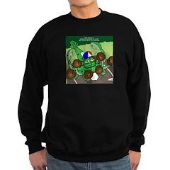 Squid Catcher Sweatshirt (dark)