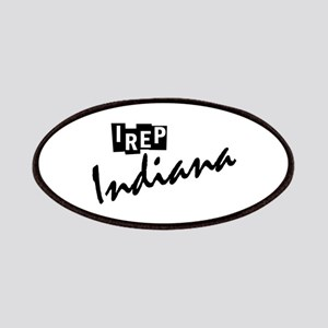 I rep Indiana Patches