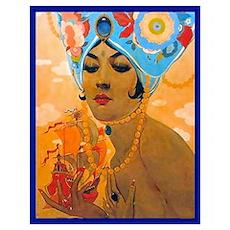 Art Deco Best Seller Wall Art Poster