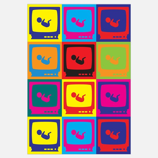 Sonograms Pop Art Wall Art