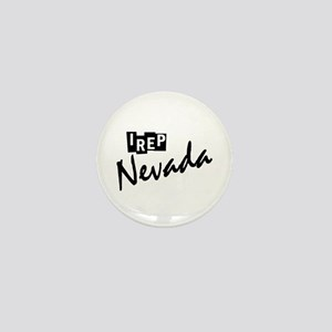 I rep Nevada Mini Button