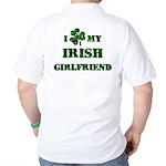 Irish Girlfriend Polo Shirt