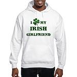 Irish Girlfriend Hooded Sweatshirt