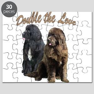 double Love Newfs Puzzle