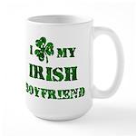 Irish Boyfriend 15 oz Ceramic Large Mug