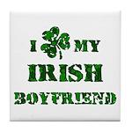 Irish Boyfriend Tile Coaster