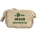 Irish Boyfriend Messenger Bag