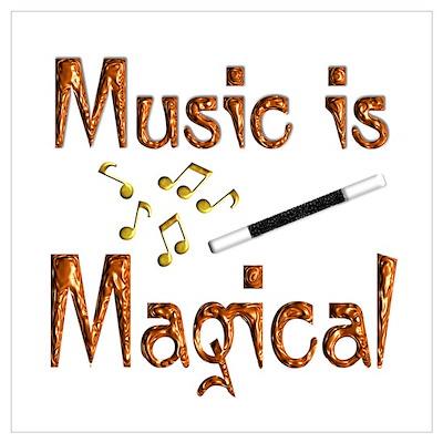 Music Wall Art Poster