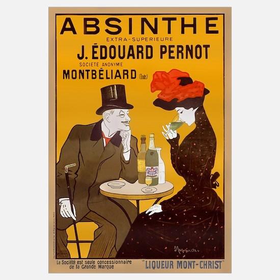 Absinthe Edouard Pernot Vinta Wall Art