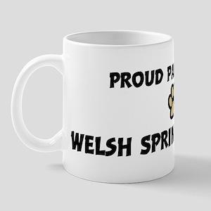 Proud Parent: Welsh Springer  Mug