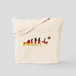 German Football Tote Bag