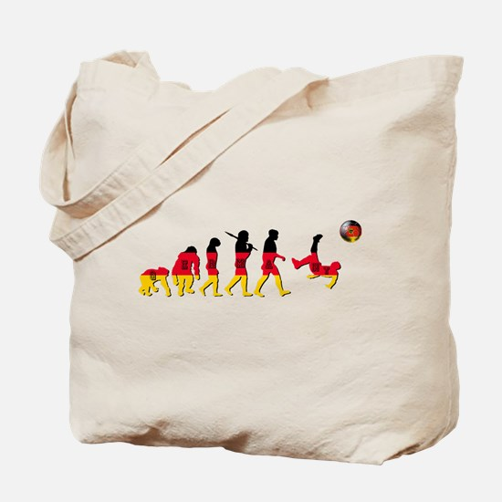 German Football Tote Bag