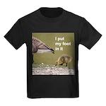Gosling kids' dark T-shirt