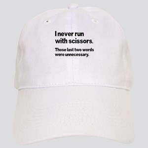 I Never Run Cap