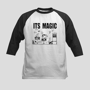 Its Magic Kids Baseball Jersey