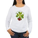 St. Patricks Day Women's Long Sleeve T-Shirt