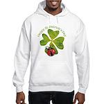 St. Patricks Day Hooded Sweatshirt