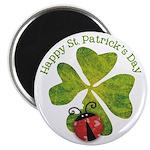 """St. Patricks Day 2.25"""" Magnet (10 pack)"""