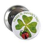 """St. Patricks Day 2.25"""" Button (10 pack)"""