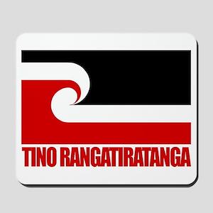 """Tino Rangatiratanga"" Mousepad"