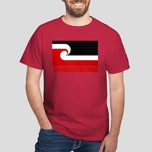 """""""Tino Rangatiratanga"""" Dark T-Shirt"""