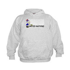 Piss On United Nations Hoodie