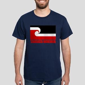 """Tangata Whenua"" Dark T-Shirt"