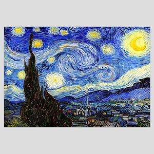 Van Gogh - Starry Night Wall Art