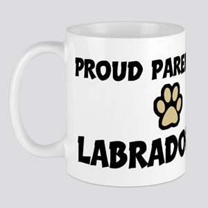 Proud Parent: Labradoodle Mug