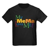 Mema Kids T-shirts (Dark)