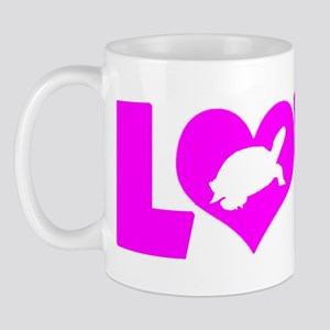 LOVE TORTOISE Mug